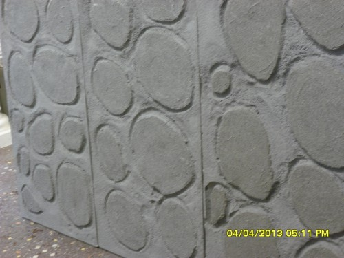 Pannelli scenografici finta pietra genova for Pannelli decorativi polistirolo finta pietra