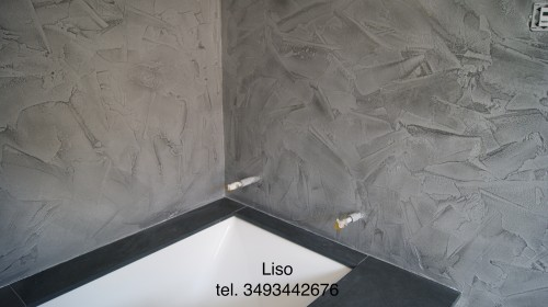 Pavimenti in resina milano milano - Resina pareti bagno costi ...
