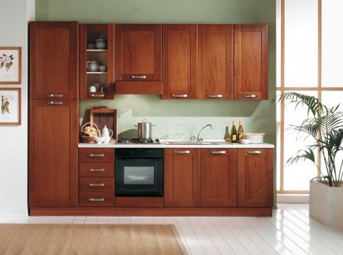 Cucina classica napoli - Cucine lineari 3 30 ...