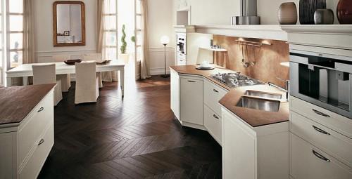FLORENCE Lucci Orlandini Design Snaidero Cucine : (Modena)