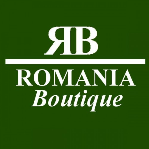 Logo ROMANIA Boutique