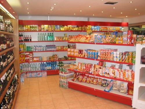 La Scaffalatura in Legno arreda i tuoi Spazi.... Bar and Shop Design ...