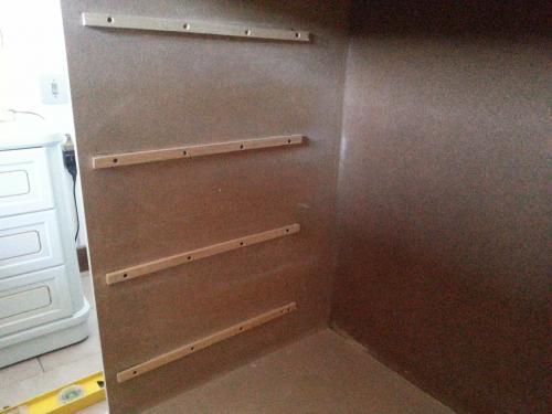 guide per cassetti in legno : (milano)