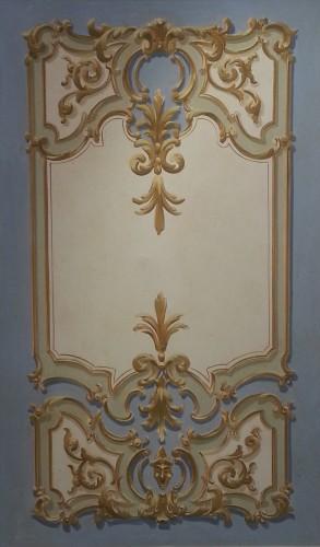 Federica censi decorazione d 39 interni restauro - Decorazioni murali per interni ...