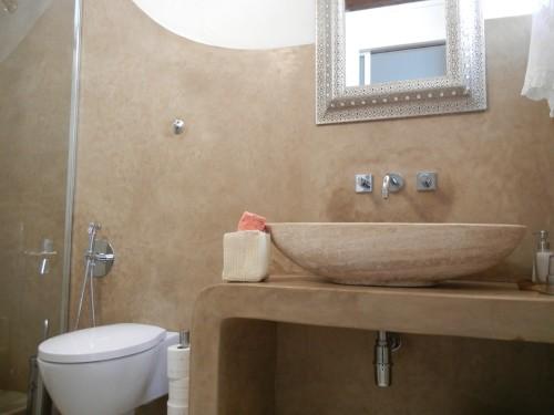 Sala da bagno Terra di Siena : (Livorno)