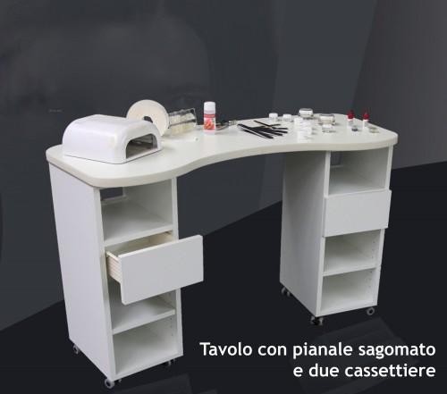 Tavolini Nails : Tavolo ricostruzione unghie pradamano