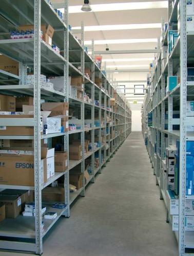 Tecnostrutture scaffalature componibili ponteggi gru for Arredo ufficio caserta