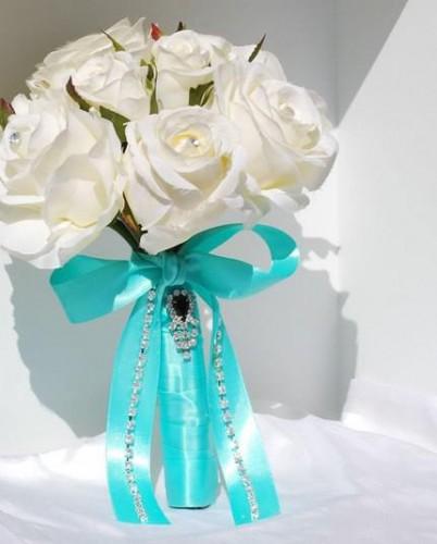 Addobbi Floreali Matrimonio Azzurro : Matrimonio tiffany fiori u2013 modificare una pelliccia