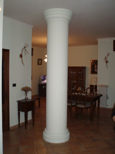 Colonne In Cartongesso O2 Jpg Pictures to pin on Pinterest