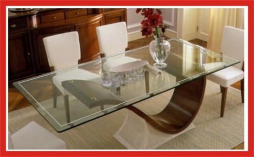 Tavolo in vetro protezione trasparente sangano for Tavolo calligaris usato