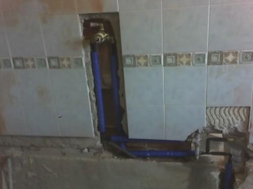 Demolizione vasca e montaggio piatto doccia minerbio