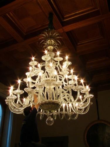 restauro lampadari antichi : Restauro lampadari Murano antichi e storici : (Trebaseleghe)