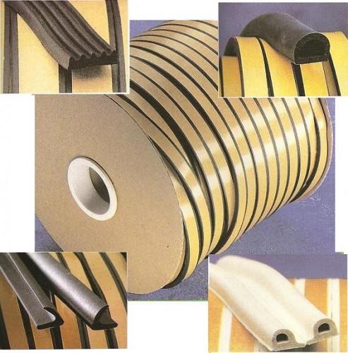Guarnizioni genova - Guarnizioni in gomma per finestre in alluminio ...