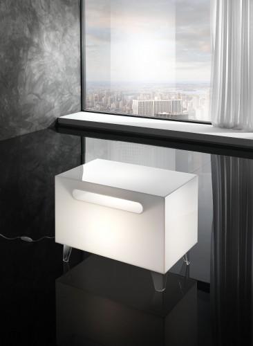 Tavolino luminoso venaria reale for Apice arredamenti