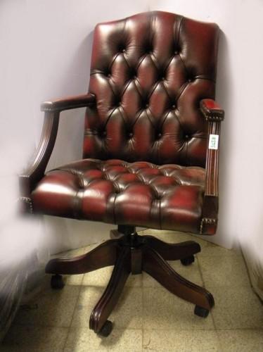 Poltrona chester gainsborough riano for Poltrone ufficio roma