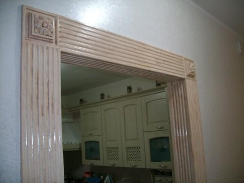 Portali e finestre taranto - Stucchi decorativi per interni ...