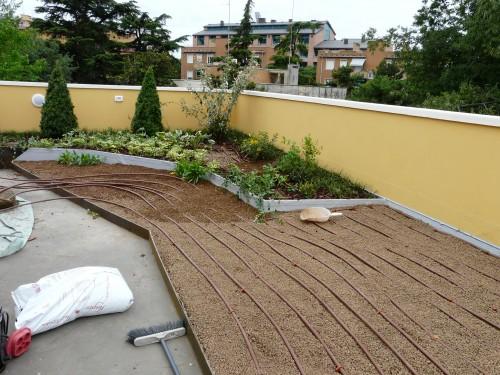 progettazione giardini pensili san giovanni in persiceto