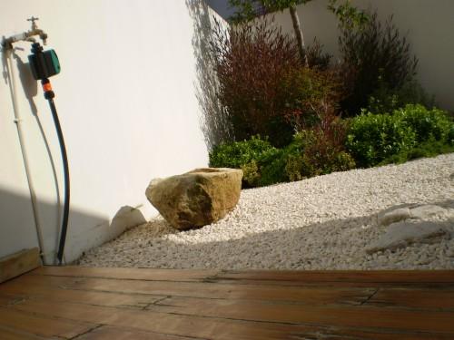 Giardino Zen Buddismo : Giardino zen cavallino