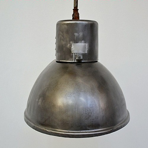 Lampade Industriali a sospensione Vintage : (Albano Laziale)
