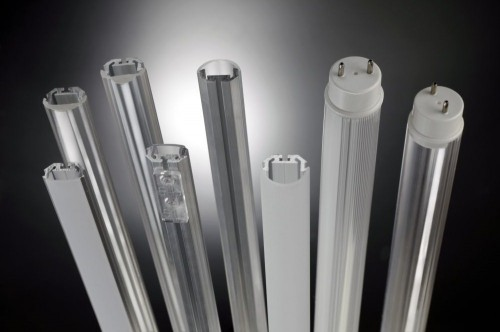 Estrusione diffusori led castiglione olona - Profili in plastica per piastrelle ...