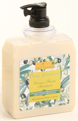 Crema Fluida Idratante - 500 ml