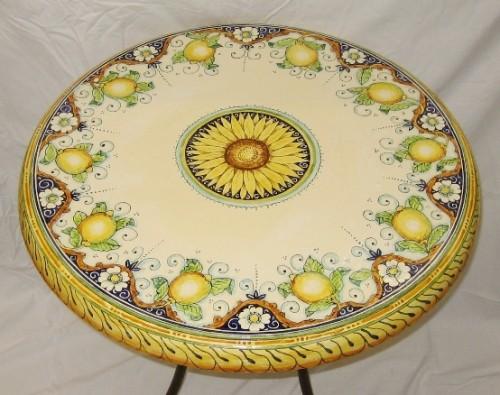 tavoli in ceramica : Tavoli in ceramica : (Campi Bisenzio)
