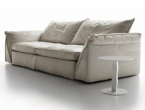 Divani in pelle di qualit artigiana lissone - Rivestire divano in pelle ...