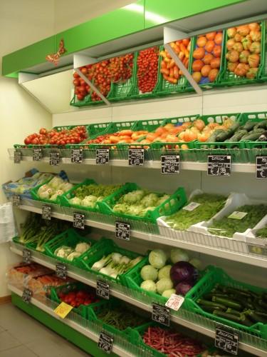 Frutta e verdura da giorgio fossalta di piave cardano for Sev arredamenti