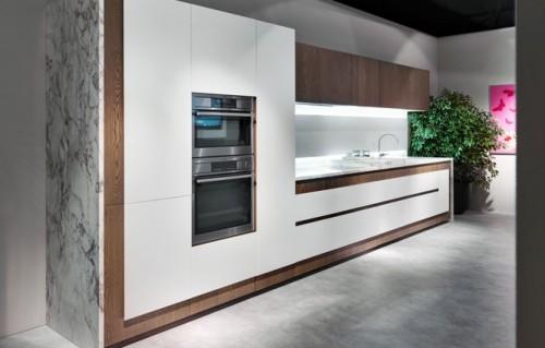 Cucine Moderne Italiane : Cucine tech : (Mariano Comense)