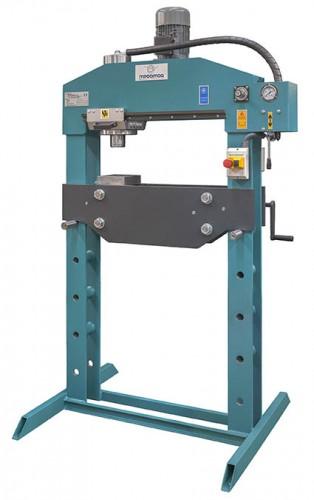Meccanica scipioni macchine utensili srl albano laziale for Pressa usata per officina