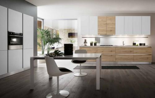 Gicinque cucine componibili moderne e classiche ponte for Mobilier cuisine moderne