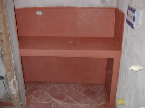 Architetture bagno in tadelakt livorno for Arredo bagno livorno