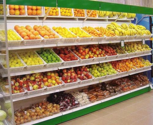 Murale Frutta E Verdura Mt 4 Cardano Al Campo