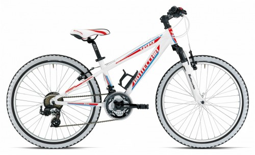 Bicicletta Bottecchia 499 24 Alu Front Tx55 21 Vel