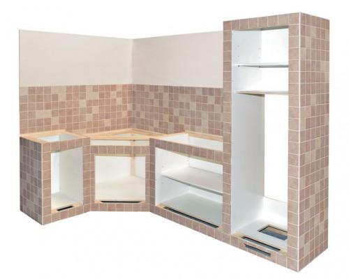 Cucina in muratura palizzi - Bagno finta muratura ...