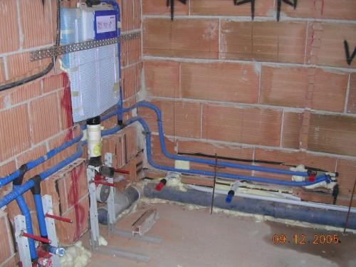 Impianti idrici fognari e gas moncalieri - Misure impianto idraulico bagno ...