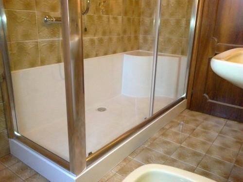 Cabina doccia 170x70 sostituisci la tua vecchia vasca da bagno ...