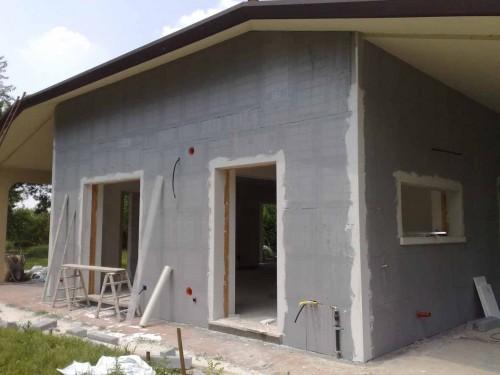 G b costruzioni dairago - Cappotto esterno casa ...