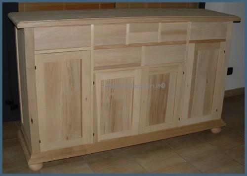 Mobili in legno al naturale varese for Acquistare e progettare mobili