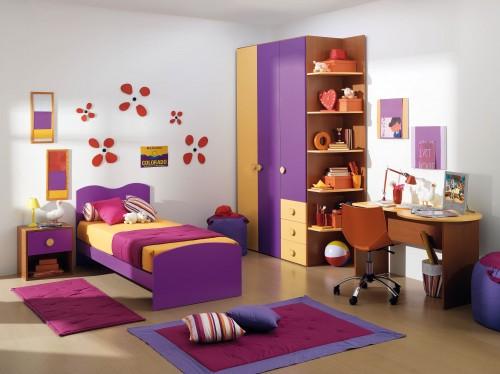 Camerette casa arredo studio montelabbate - Decorazioni cameretta bambini ...