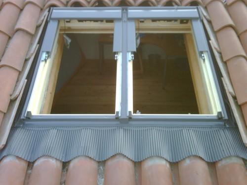 servizio tecnico finestre ed abbaini tetto rodengo saiano On finestre velux infiltrazioni