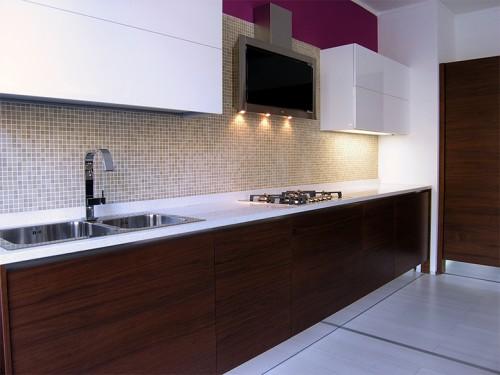 Cucine da metri con lavastoviglie ~ Decora la tua vita