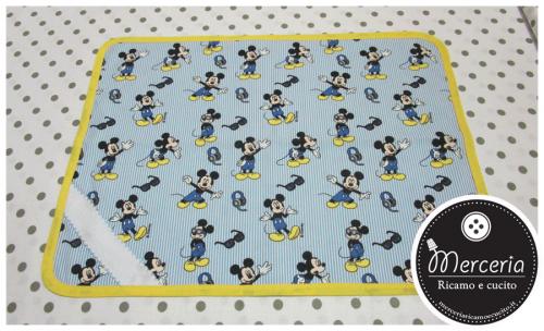 Tovaglietta Topolino Mickey Mouse