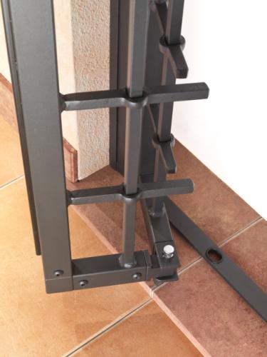 Vf2 serramenti e inferriate di scurezza orbassano - Altezza parapetti finestre normativa ...
