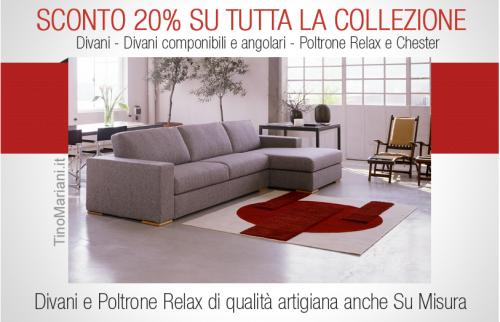 Divani divani letto e poltrone relax in offerta e for Divani e divani poltrone relax prezzi