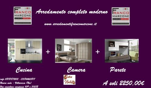 arredamento completo napoli moderno : (villaricca) - Arredamento Completo Classico Napoli