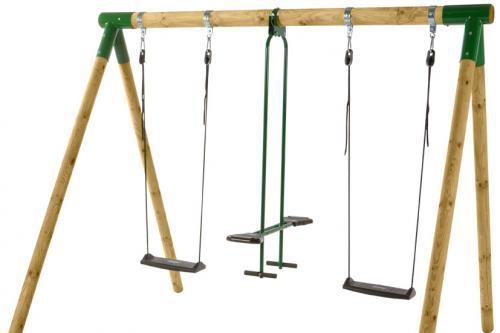 Parco giochi linear lamezia terme for Montaggio dondolo