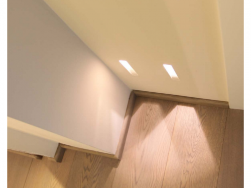 Illuminazione da incasso gypsum led colour neutral for Gypsum colour