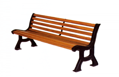 Panchina mod c 107 roma montelabbate for Panche in legno leroy merlin