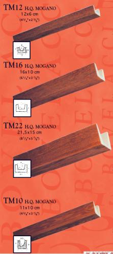 Travi finto legno moderne genova for Copri travi finto legno